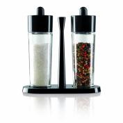 Kuhn Rikon Bistro Salt And Pepper Grinder Set, Black