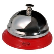 Bell - Desk Bell Red by Capventure