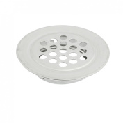 29mm x 8mm Stainless Steel Round Mesh Hole Air Vent Louvre
