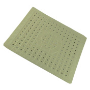 Square Rubber Sink Mat - Anti-Slip Rubber Sink Mat - Sink Drainer