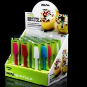CKS Mini Silicone Spatula ASSORTED COLOURS