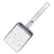 Chip Scoop (Stainless Steel) Flat Handle - 10x8.6x2.5cm - simple utensils for your kitchen