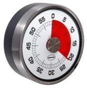Cabanaz Magnetic Kitchen Timer, Iron Grey