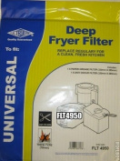 Universal Deep Fat Fryer filters Thick Type (Grease + Odour filter) ELECTRUEPART