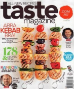 Taste.com.au - 1 year subscription - 11 issues