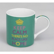 Keep Calm - There's No Place Like Home Mug In Gift Box