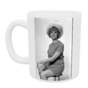 Barbara Murray of the power game's 'Lady.. - Mug - Standard Size