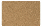 Zeller 02410 Cork Place Mat Set 4 Pieces 44 x 29 cm