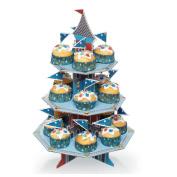 Miniamo Sir Bakealot 3-Tier Mediaeval Castle Cupcake Kit