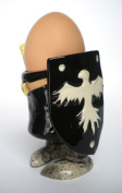 Egg Cup ~ Egg Cups ~ Novelty ~ BLACK KNIGHT
