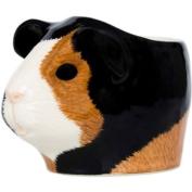 Quail Ceramics - Guinea Pig Face Egg Cup - Multi-coloured