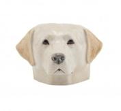 Quail Ceramics Gold Labrador Face Egg Cup