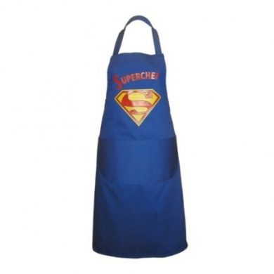 SuperChef / Superman Chef Novelty Apron