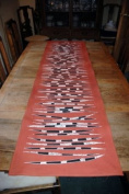 Fairly Traded Table Runner