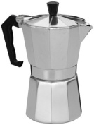 BBTradesales 6-Cup Aluminium Espresso Maker