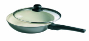 Rohe Germany Visiona 218132-28 Sauté Pan 28 cm with Lid