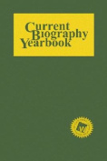 Current Biography Yearbook 2013