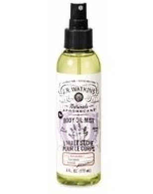 JR Watkins Body Oil Mist, Lavender, 180ml