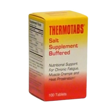 Thermotabs Each Buffered Salt Tab, 3 Count