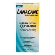 Lanacane Anti chafing gel soothes and prevents chafing and soreness from skin - 30ml