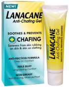 Original Lanacane Anti-Chafing Gel, 30ml Bottles