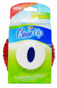 Clean Up Copper Scourer with Handle