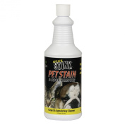 Nature's Appeal Attack Stink CS84A1QC Pet Stain and Odour Remover Carpet and Upholstery Cleaner, 0.9l Bottle