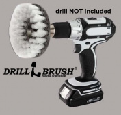 Drill Powered Upholstery Scrub Brush
