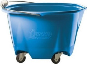 Quickie HomePro EZ Glide Bucket on Wheels