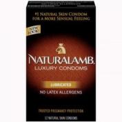 Trojan Naturalamb Lubricated Condoms 10 Count.