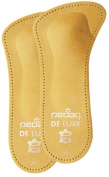Pedag 123 De Luxe 3/4 Leather Orthotic with Metatarsal Pad, Longitudinal Arch Support, Tan