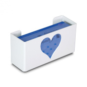 TrippNT 51050 Priced Right Single Glove Box Holder with Heart, 28cm Width x 15cm Height x 10cm Depth