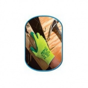 Showa Best Glove Size 10 Hiviz Yellow And Green Showa S-Tex 350 Hagane Coil F...