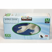 Nitrile Exam Gloves 200/Medium