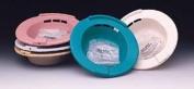 Sitz Bath 2000ml bag - 150cm Tubing Mauve Poly Basin Fits Standard Toilets/Commodes