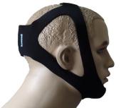 Professional Anti Stop Snore Snoring Chin Strap Belt Stop Snoring Sleep Apnea Chin Support Strap Adjustable Size