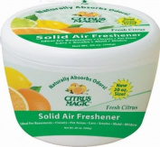 Citrus Magic Solid Odour Absorber, Fresh Citrus, 590ml