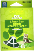 California Scents Pet Scents Litter Odour Neutralizer, Garden Mist, 20ml