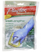 Playtex Great Lengths Disposable Glove - 30ct Pouch