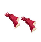 NEW! Casabella Premium Water Stop Gloves, Medium 2 Pair