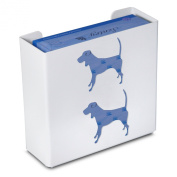 TrippNT 50771 Priced Right Double Glove Box Holder with Dog, 28cm Width x 25cm Height x 10cm Depth