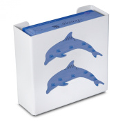 TrippNT 50856 Priced Right Double Glove Box Holder with Dolphin, 28cm Width x 25cm Height x 10cm Depth
