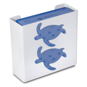 TrippNT 50857 Priced Right Double Glove Box Holder with Sea Turtle, 28cm Width x 25cm Height x 10cm Depth