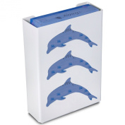 TrippNT 50860 Priced Right Triple Glove Box Holder with Dolphin, 28cm Width x 38cm Height x 10cm Depth