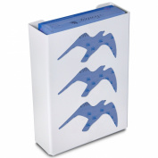 TrippNT 50868 Priced Right Triple Glove Box Holder with Seagull, 28cm Width x 38cm Height x 10cm Depth