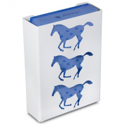 TrippNT 50927 Priced Right Triple Glove Box Holder with Horse, 28cm Width x 38cm Height x 10cm Depth