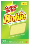 MMM7232F - Scotch-Brite Dobie All Purpose Cleaning Pad