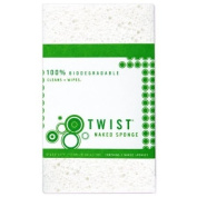 Twist Naked Sponge Medium 2 Sponges