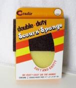 Scour N' Sponge
