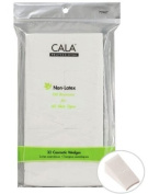 Cala 32 Pcs Makeup Wedges Sponges Non Latex Oil Resistant for All Skin Types # 70987